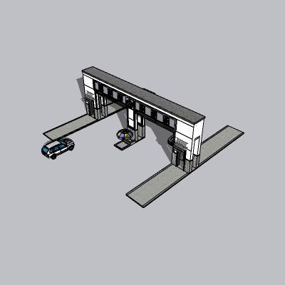 大门 造形门   (61)