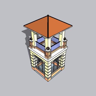 大门 造形门   (82)