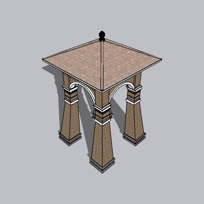 大门 造形门   (83)