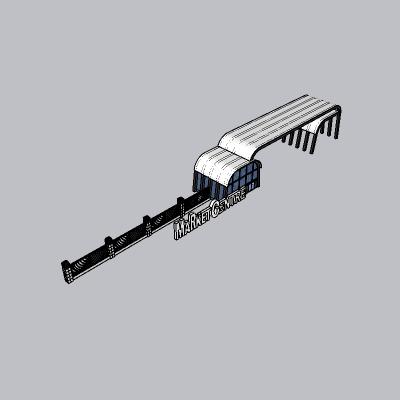 大门 造形门   (86)