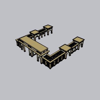 大门 造形门   (88)