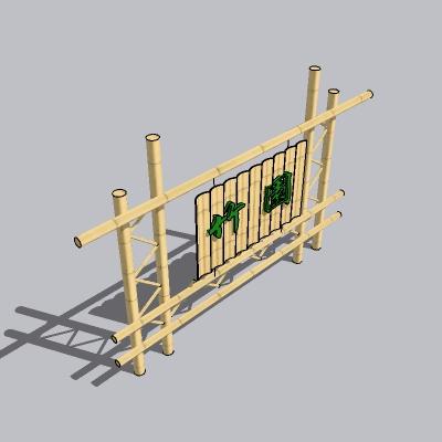 大门 造形门   (9)