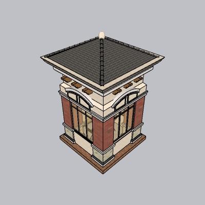 大门 造形门   (93)