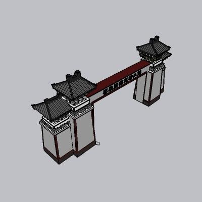 大门 造形门   (96)