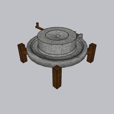 中式雕塑小品 (11)