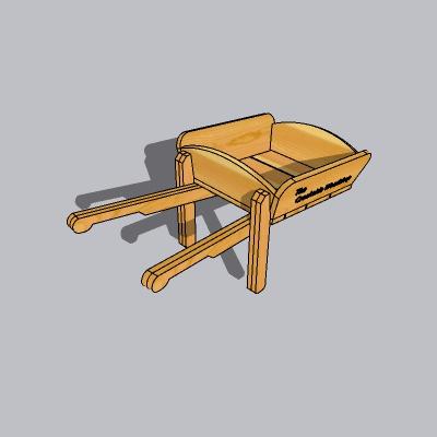 古建 手推车 (2)