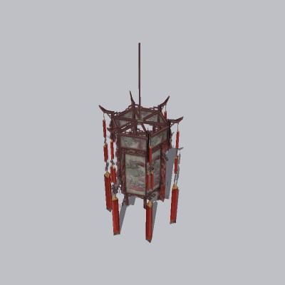 古建 灯笼 (1)