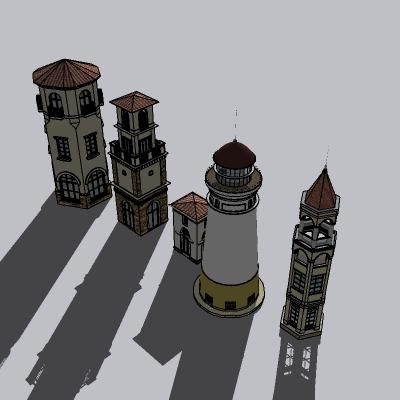 塔楼 (2)