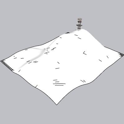 (景观台SU模型) (19)