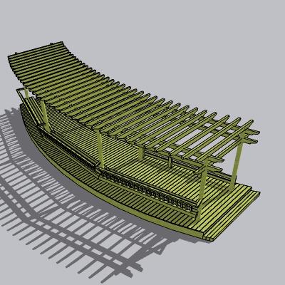 中式廊架 (115)