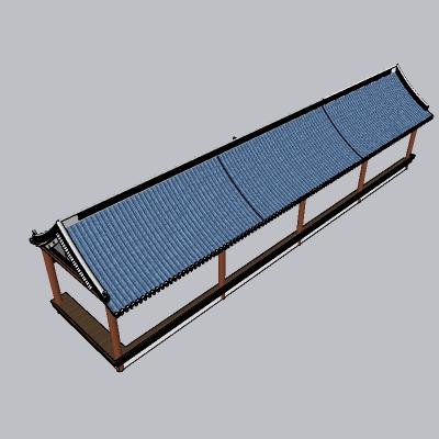 中式廊架 (25)