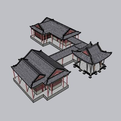 中式廊架 (27)