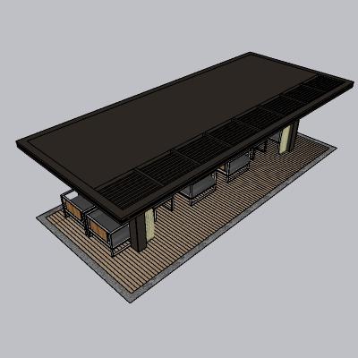 中式廊架 (34)