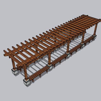 中式廊架 (51)