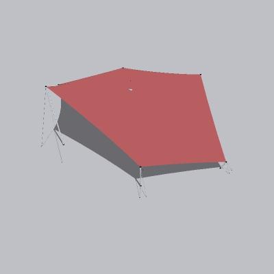 张拉膜模型 (138)