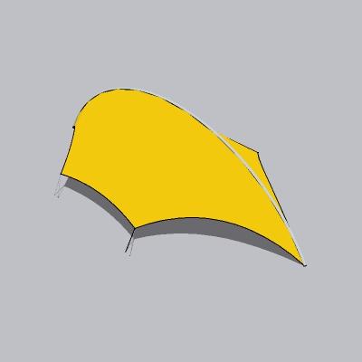 张拉膜模型 (143)
