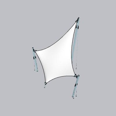 张拉膜模型 (31)