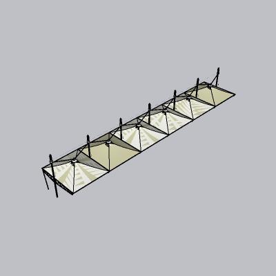 张拉膜模型 (33)