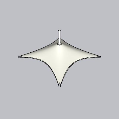张拉膜模型 (35)