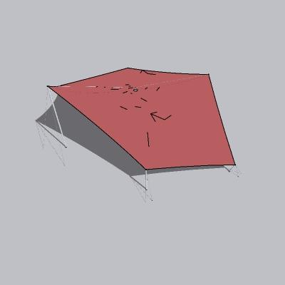 张拉膜模型 (49)