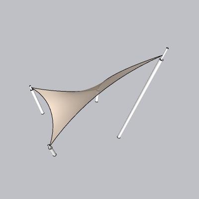 张拉膜模型 (51)