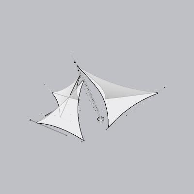 张拉膜模型 (52)