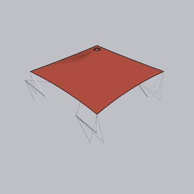 张拉膜模型 (59)