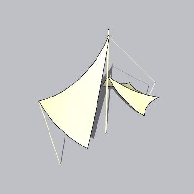 张拉膜模型 (63)