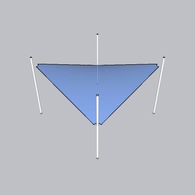 张拉膜模型 (66)