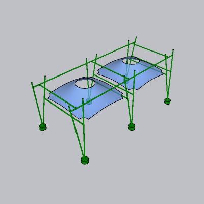 张拉膜模型 (67)