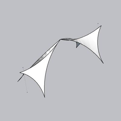 张拉膜模型 (71)