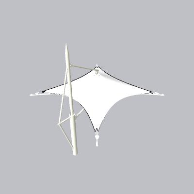 张拉膜模型 (79)