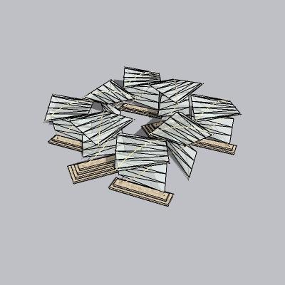 张拉膜模型 (87)