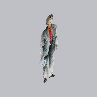 手绘人物 (52)