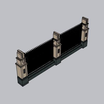 围墙 (3)