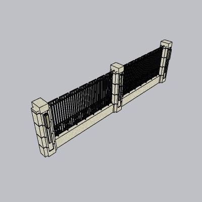 围墙 (6)
