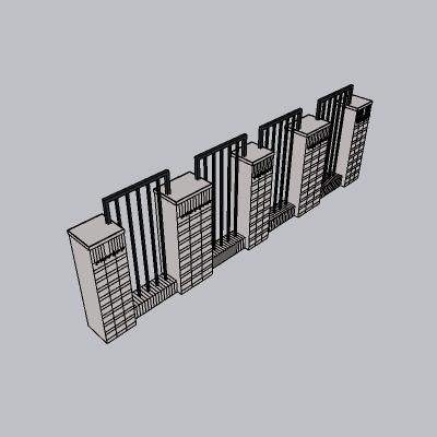 围墙景墙 (118)