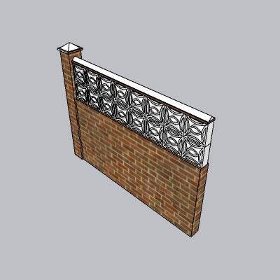 围墙景墙 (23)