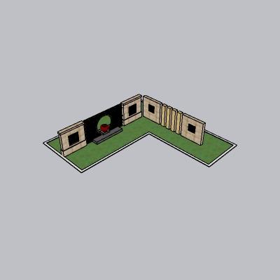 围墙景墙 (31)