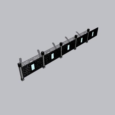 围墙景墙 (51)