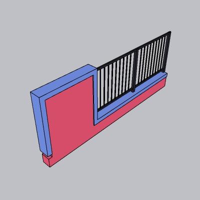 围墙景墙 (8)