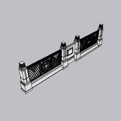 围墙景墙 (82)