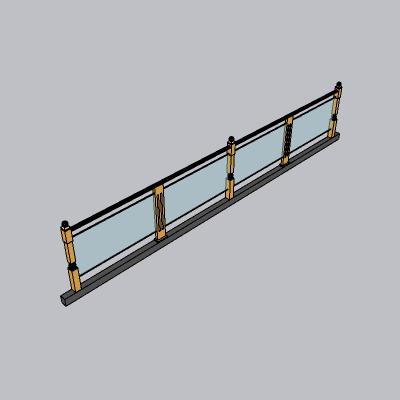 铁艺栏杆  (11)