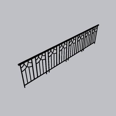 铁艺栏杆  (117)