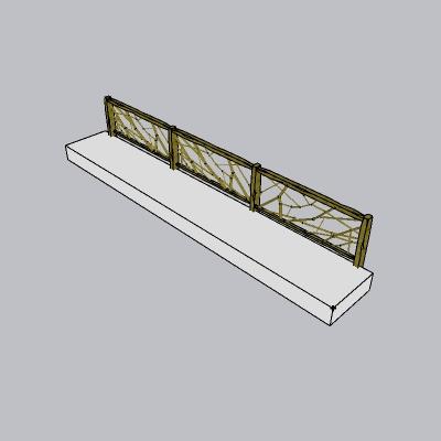 铁艺栏杆  (119)