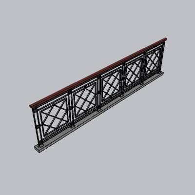 铁艺栏杆  (132)