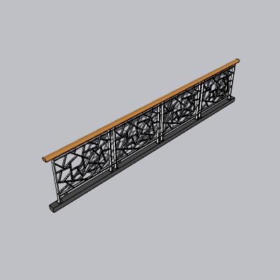 铁艺栏杆  (134)