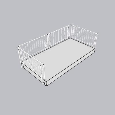 铁艺栏杆  (150)