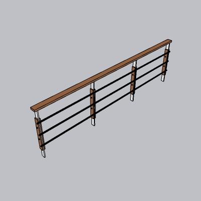 铁艺栏杆  (22)
