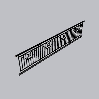 铁艺栏杆  (28)